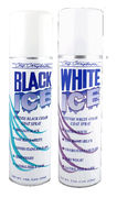 White Ice/Black Ice Spray