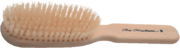 Natural Boar Bristle Brush -pehmeä